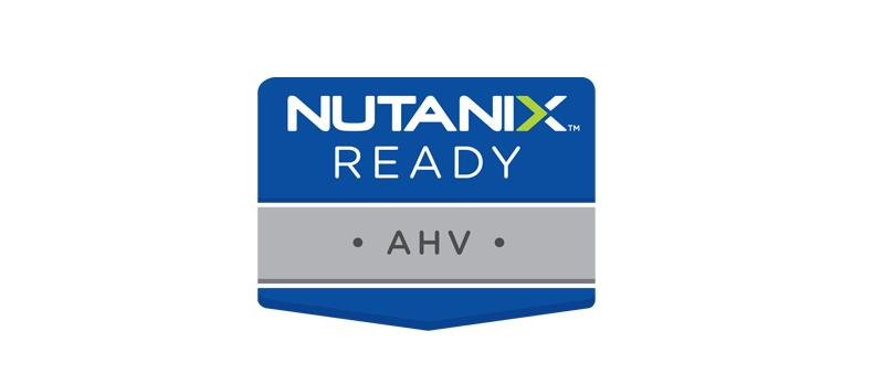 OVD Enterprise is Nutanix Ready