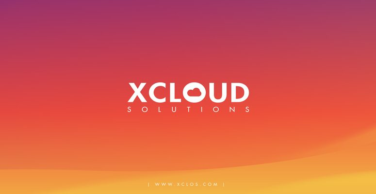 Xcloud hosted services partner logo