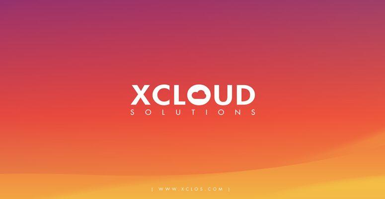 Xcloud hosted services partner logo