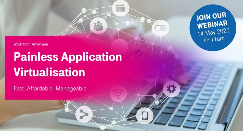 T-systems Painless Application Virtualisation