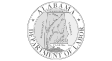Alabama Department of Labor logo